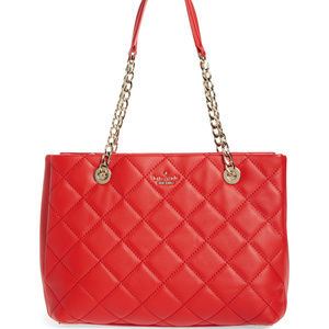 kate spade Emerson Place Allis Quilted Leather Bag